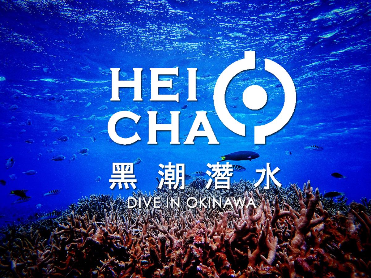 沖绳青洞潜水・青洞浮潜 中文教学–黑潮潜水in沖绳
