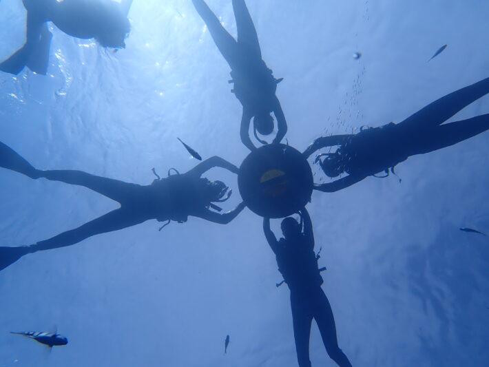 沖繩浮潛 黑潮潛水 中文教練