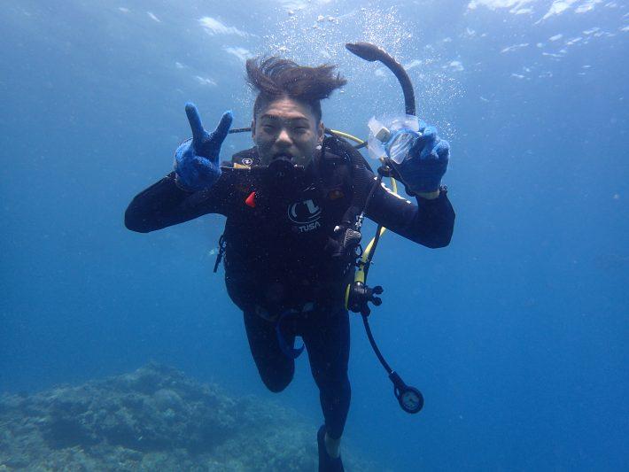 沖繩 潛水課