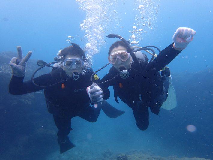 沖繩 青洞 潛水 推薦