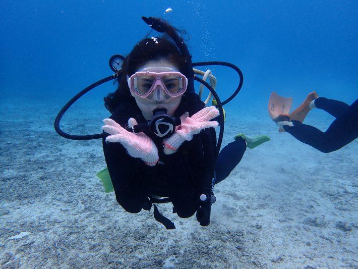 沖繩 青洞 潛水 浮潛 推薦