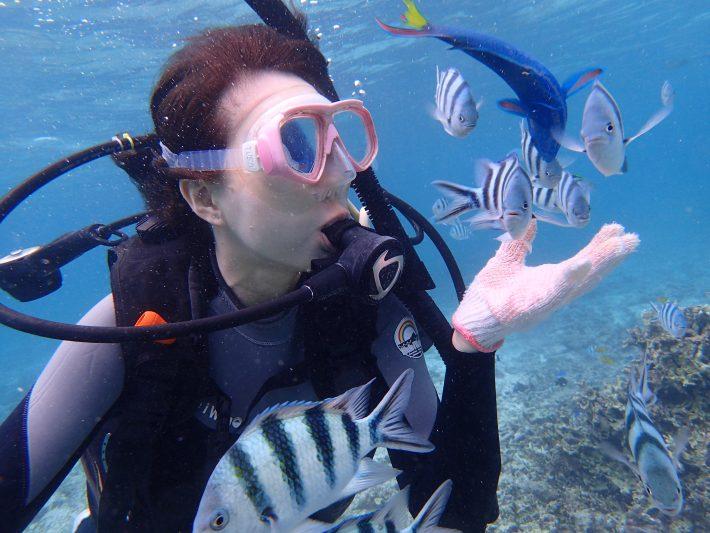 夢幻礁 沖繩 潛水