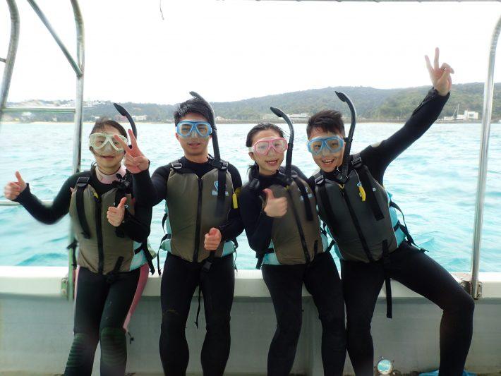 沖繩 夢幻礁 青洞