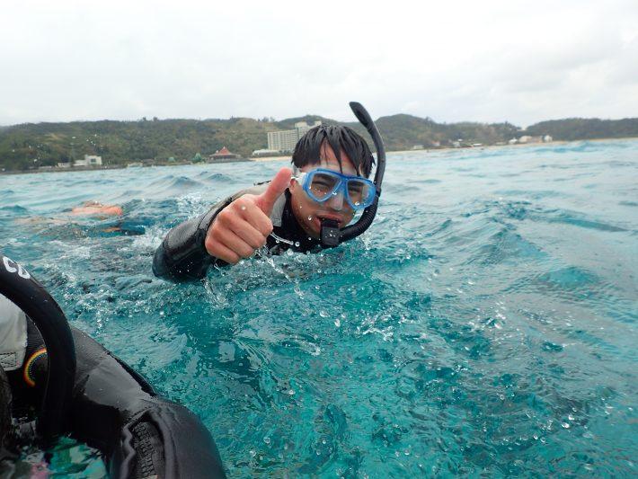 台灣教練 浮潛 潛水