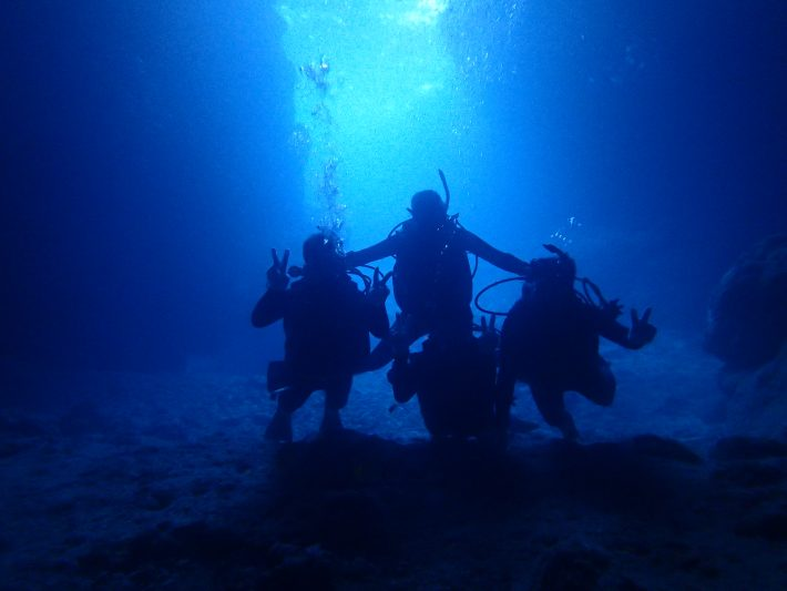青洞 潛水 推薦