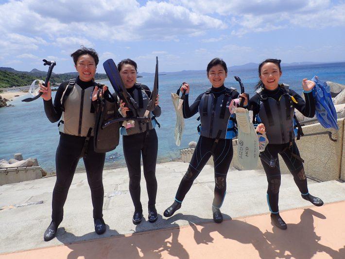 日本 夢幻礁 沖繩