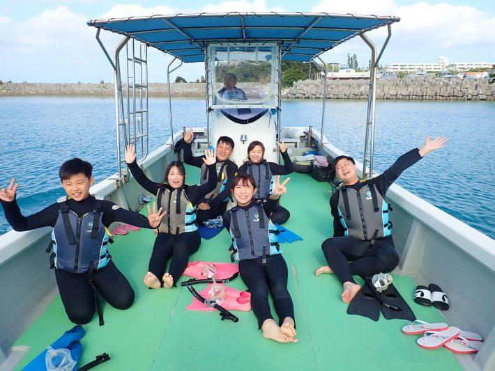 沖繩 夢幻礁 青洞 浮潛 潛水 推薦