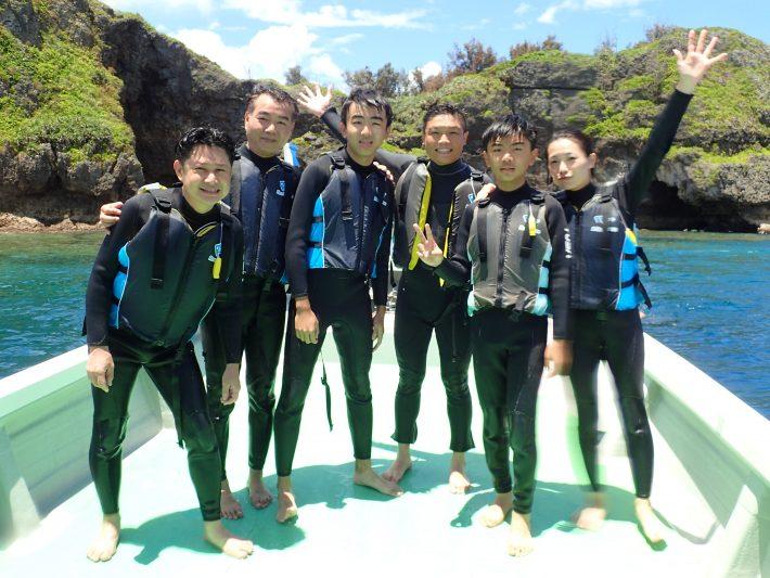 中文 潛水 青洞