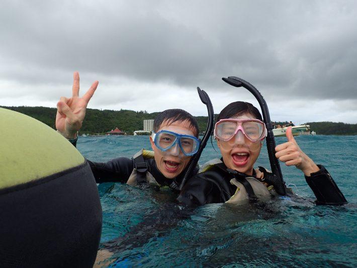 沖繩 浮潛