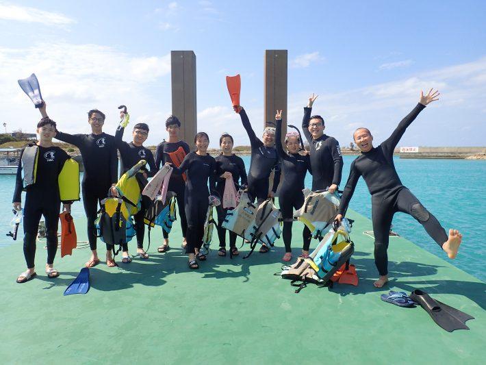 沖繩 潛水 浮潛 推薦