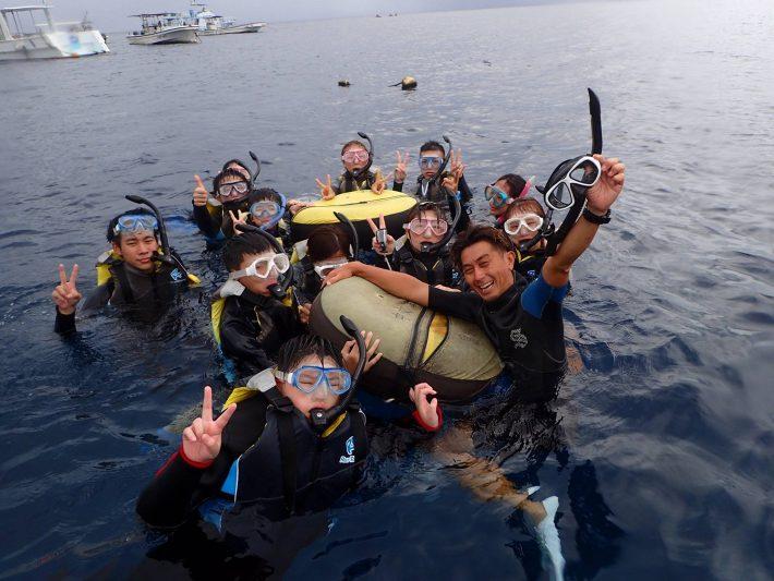 潛水 PADI 藍洞
