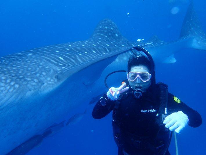 日本 沖繩 潛水