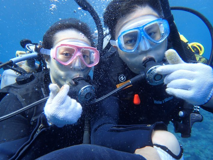 沖繩 恩納 潛水