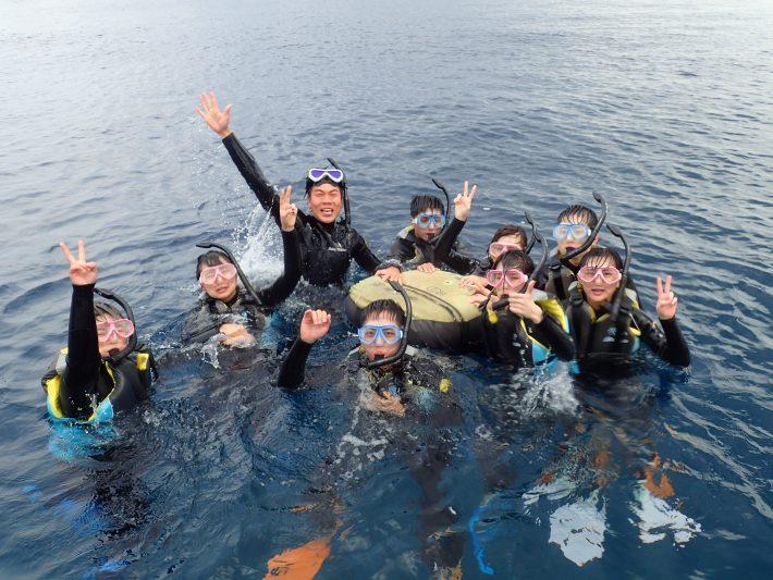 沖繩 恩納 浮潛