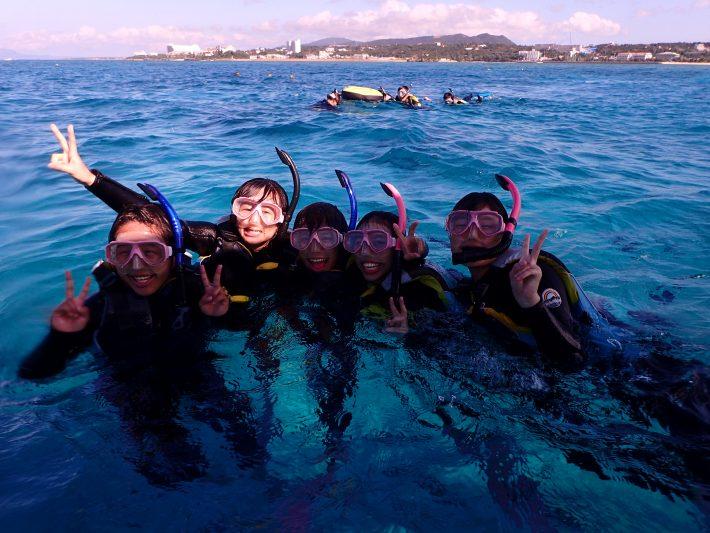 沖繩 浮潛 潛水 夢幻礁 藍洞 推薦