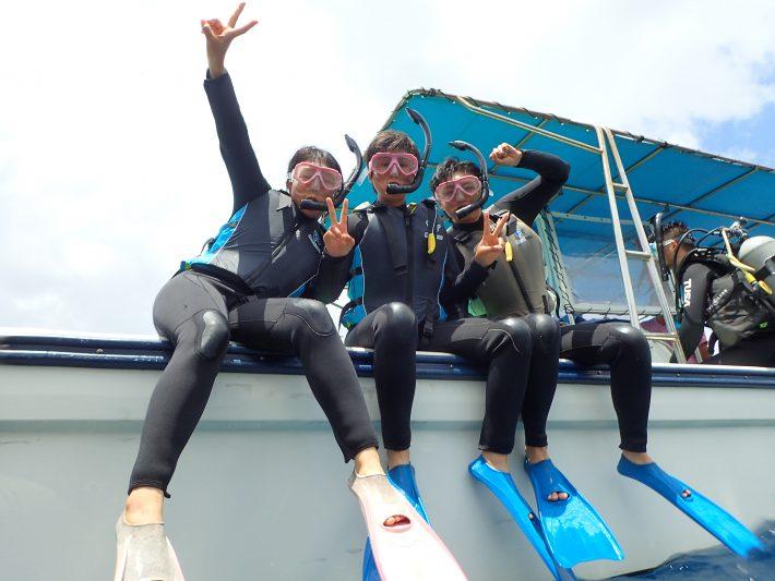 沖繩 潛水 浮潛