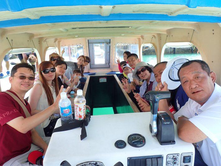 台灣教練 日本 沖繩