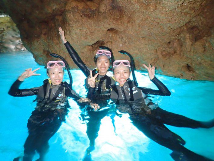 青洞 浮潛