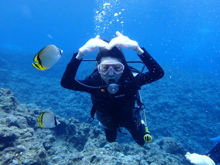 沖繩 考潛水證照 推薦
