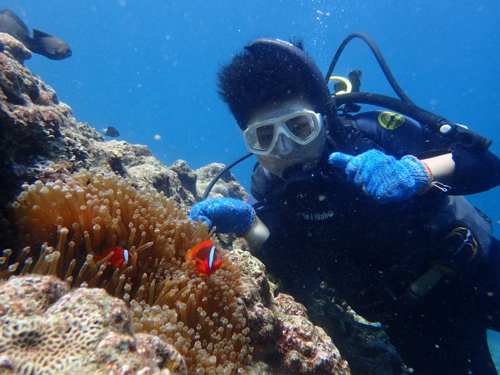 沖繩 深潛