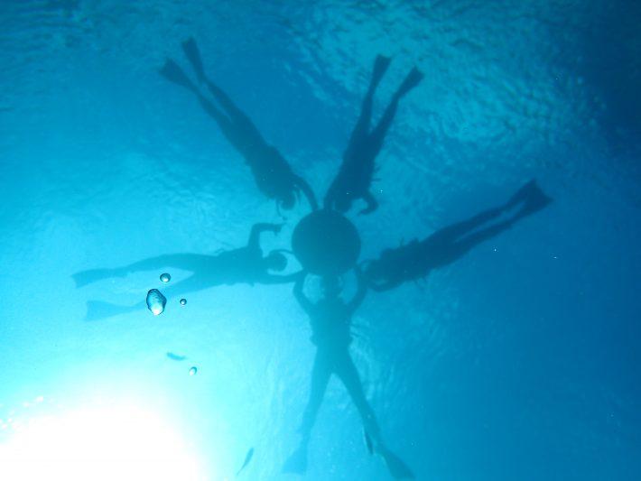 日本 沖繩 浮潛