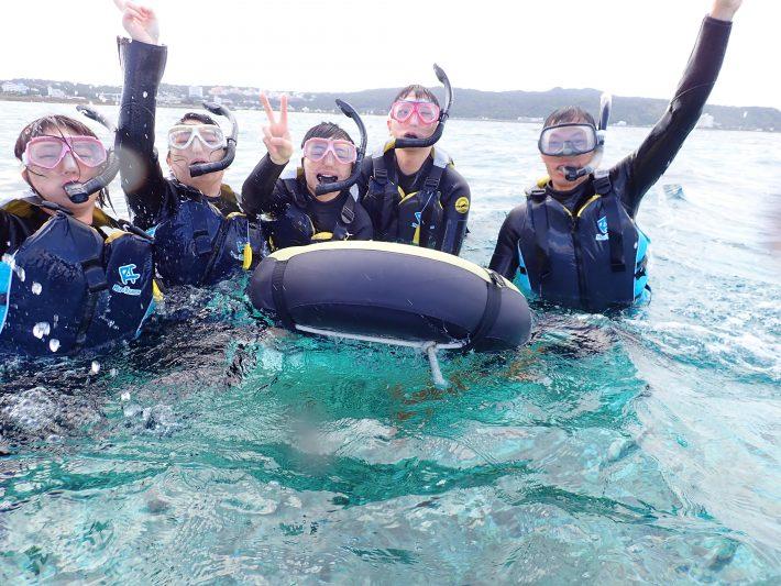 沖繩 青洞 浮潛 中文 推薦