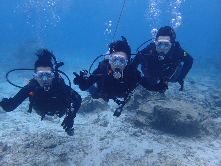 潛水 恩納 浮潛