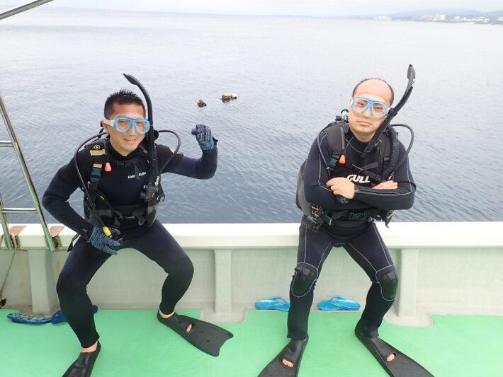 沖繩藍洞 體驗潛水 FUN DIVE