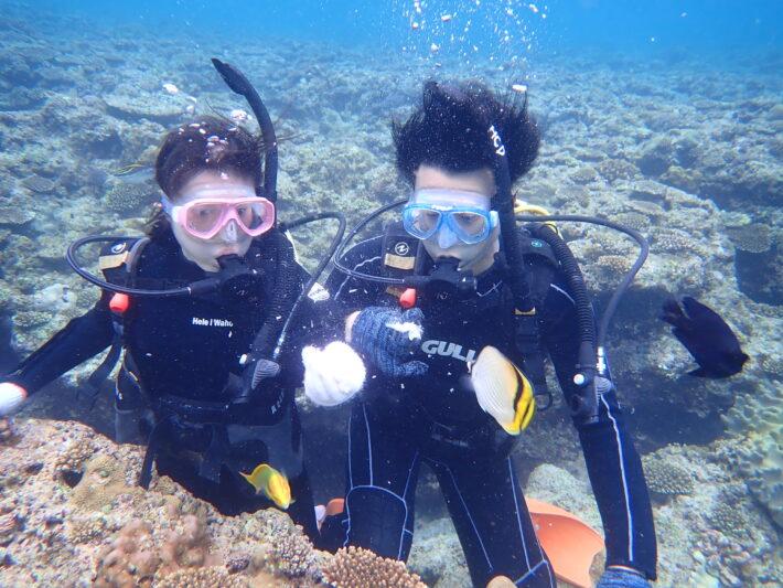 沖繩潛水 藍洞體驗潛水 OWD